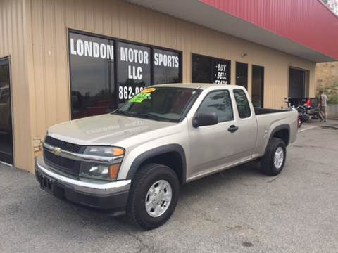 2005 Chevrolet Colorado for sale at London Motor Sports, LLC in London KY