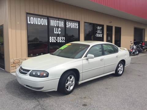 2004 Chevrolet Impala for sale at London Motor Sports, LLC in London KY