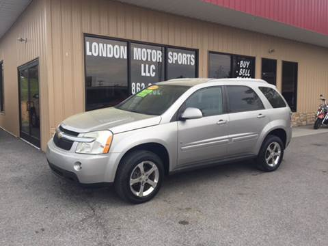 2007 Chevrolet Equinox for sale at London Motor Sports, LLC in London KY