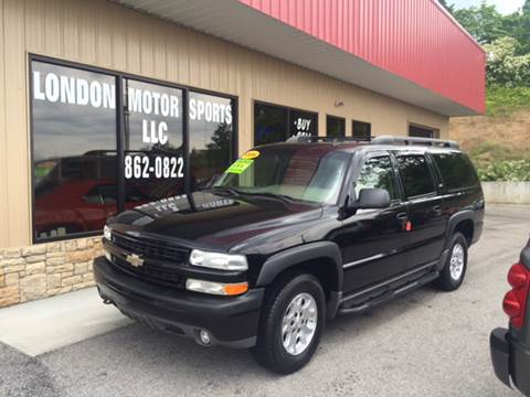 2006 Chevrolet Suburban for sale at London Motor Sports, LLC in London KY
