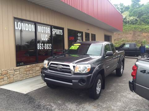 2010 Toyota Tacoma for sale at London Motor Sports, LLC in London KY