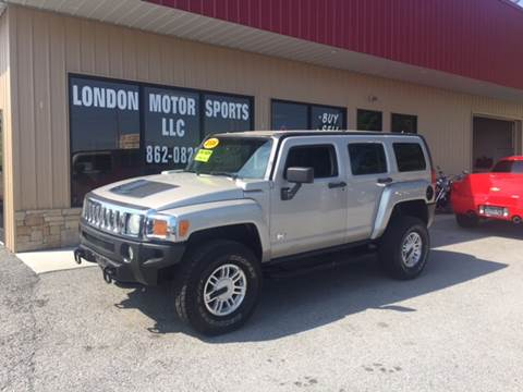 2006 HUMMER H3 for sale at London Motor Sports, LLC in London KY