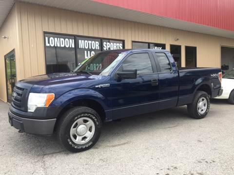 2009 Ford F-150 for sale at London Motor Sports, LLC in London KY