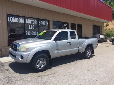 2006 Toyota Tacoma for sale at London Motor Sports, LLC in London KY
