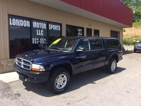 2004 Dodge Dakota for sale at London Motor Sports, LLC in London KY
