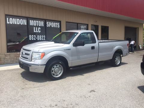 2014 Ford F-150 for sale at London Motor Sports, LLC in London KY