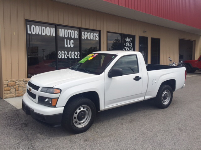 2011 Chevrolet Colorado for sale at London Motor Sports, LLC in London KY