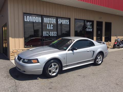 2003 Ford Mustang for sale at London Motor Sports, LLC in London KY