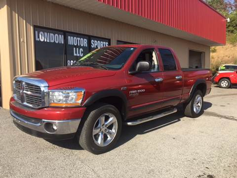 2006 Dodge Ram Pickup 1500 for sale at London Motor Sports, LLC in London KY
