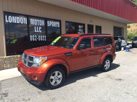 2008 Dodge Nitro for sale at London Motor Sports, LLC in London KY