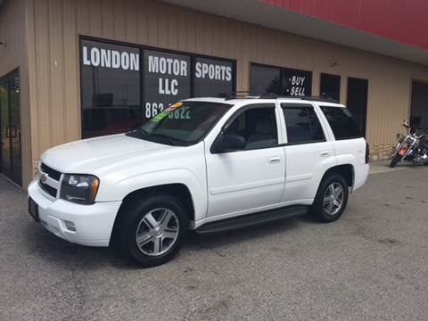 2006 Chevrolet TrailBlazer for sale at London Motor Sports, LLC in London KY