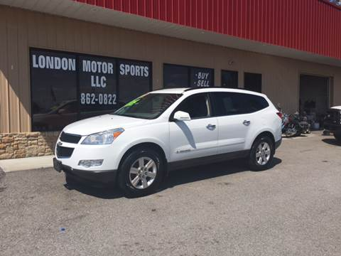 2009 Chevrolet Traverse for sale at London Motor Sports, LLC in London KY