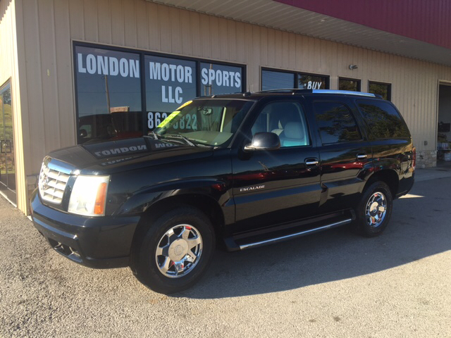 2003 Cadillac Escalade for sale at London Motor Sports, LLC in London KY