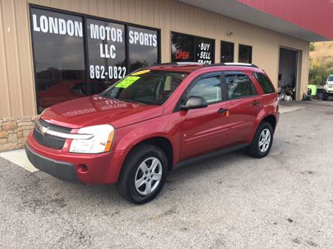 2006 Chevrolet Equinox for sale at London Motor Sports, LLC in London KY