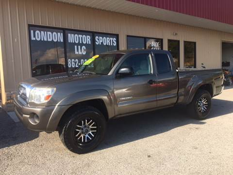 2009 Toyota Tacoma for sale at London Motor Sports, LLC in London KY