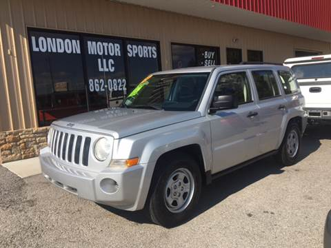 2008 Jeep Patriot for sale at London Motor Sports, LLC in London KY