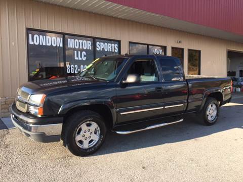 2005 Chevrolet Silverado 1500 for sale at London Motor Sports, LLC in London KY