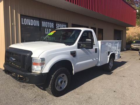2009 Ford F-250 Super Duty for sale at London Motor Sports, LLC in London KY