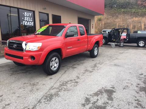 2007 Toyota Tacoma for sale at London Motor Sports, LLC in London KY