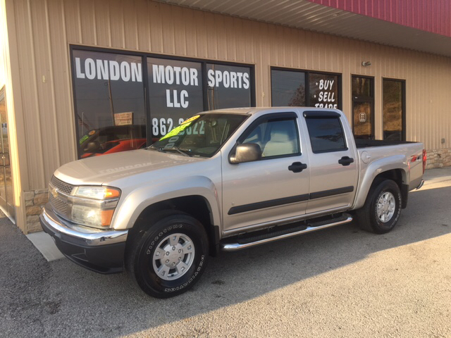 2006 Chevrolet Colorado for sale at London Motor Sports, LLC in London KY
