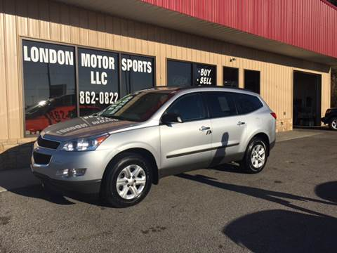 2012 Chevrolet Traverse for sale at London Motor Sports, LLC in London KY