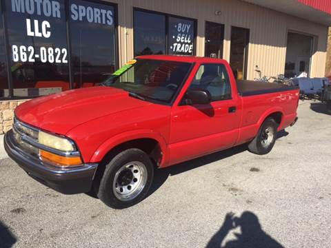 2003 Chevrolet S-10 for sale at London Motor Sports, LLC in London KY