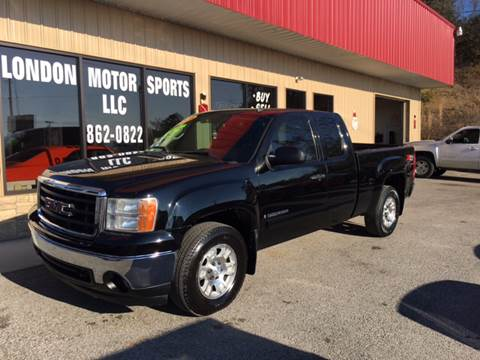 2008 GMC Sierra 1500 for sale at London Motor Sports, LLC in London KY