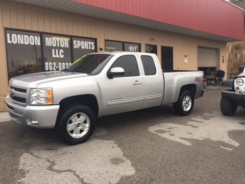 2011 Chevrolet Silverado 1500 for sale at London Motor Sports, LLC in London KY