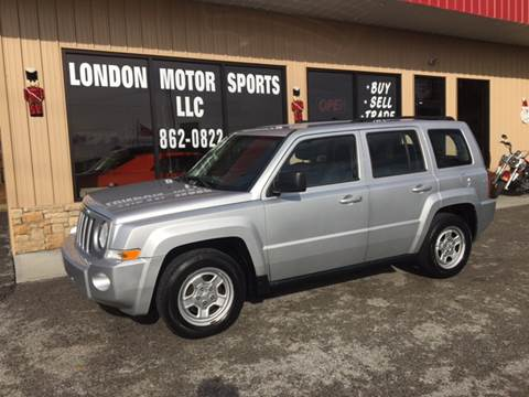 2010 Jeep Patriot for sale at London Motor Sports, LLC in London KY