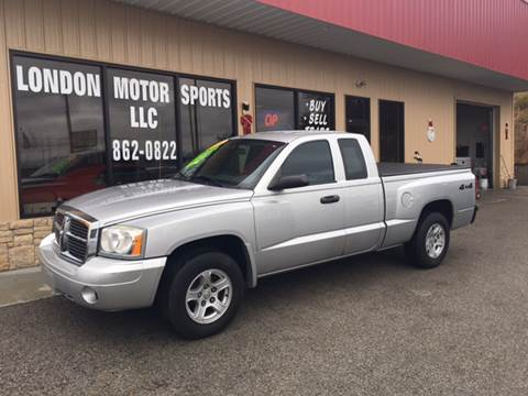 2007 Dodge Dakota for sale at London Motor Sports, LLC in London KY