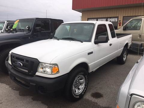 2011 Ford Ranger for sale at London Motor Sports, LLC in London KY