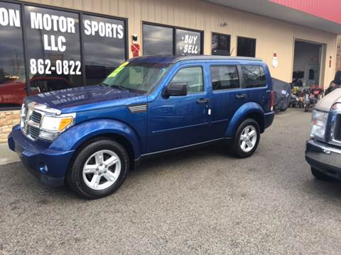 2009 Dodge Nitro for sale at London Motor Sports, LLC in London KY