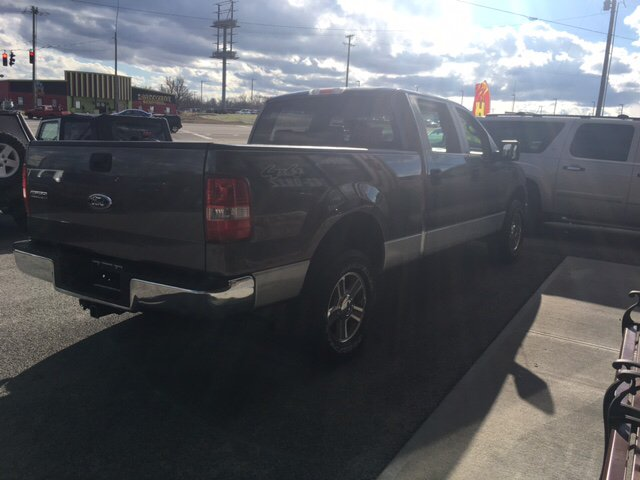 2007 Ford F-150 XLT 4dr SuperCrew 4WD Styleside 6.5 ft. SB - London KY