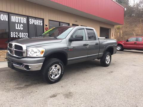 2007 Dodge Ram Pickup 2500 for sale at London Motor Sports, LLC in London KY