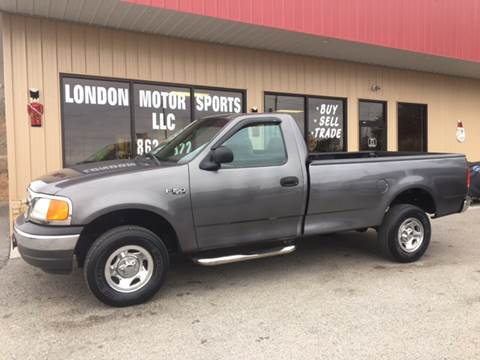 2004 Ford F-150 Heritage for sale at London Motor Sports, LLC in London KY