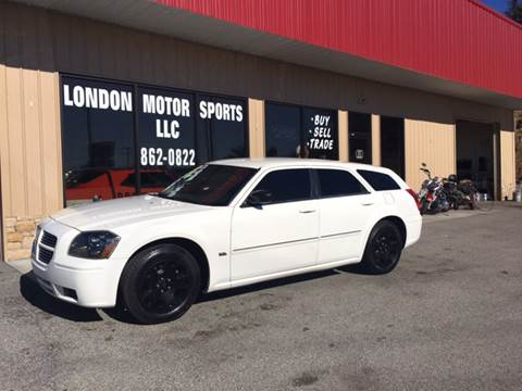 2007 Dodge Magnum for sale at London Motor Sports, LLC in London KY