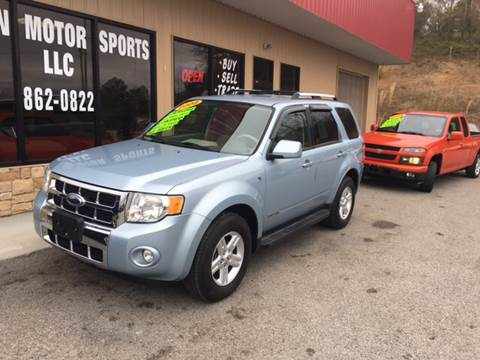 2008 Ford Escape Hybrid for sale at London Motor Sports, LLC in London KY