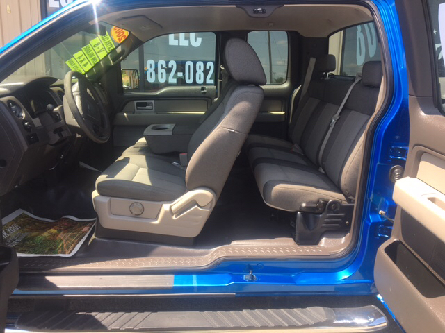 2009 Ford F-150 STX 4x4 4dr SuperCab Styleside 5.5 ft. SB - London KY