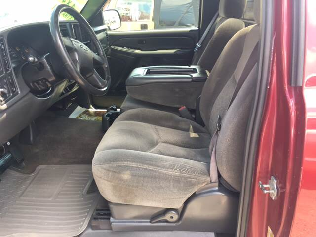2005 Chevrolet Silverado 1500 2dr Standard Cab LS 4WD LB - London KY