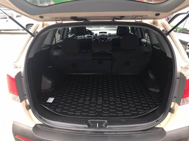 2011 Kia Sorento AWD LX 4dr SUV - London KY