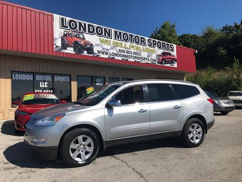 2011 Chevrolet Traverse For Sale In London Ky