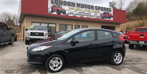 2018 Ford Fiesta for sale at London Motor Sports, LLC in London KY