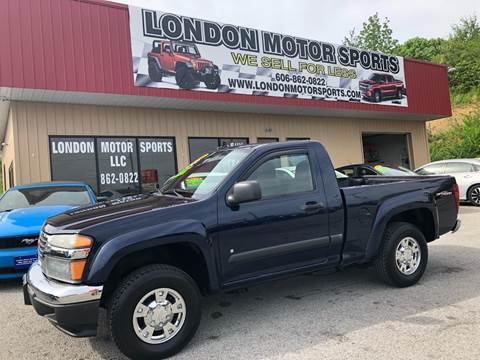 2008 GMC Canyon for sale in London, KY