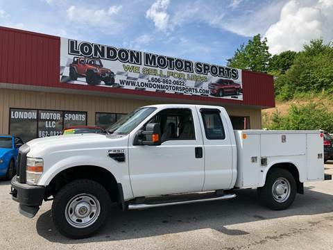 2010 Ford F-250 Super Duty for sale at London Motor Sports, LLC in London KY
