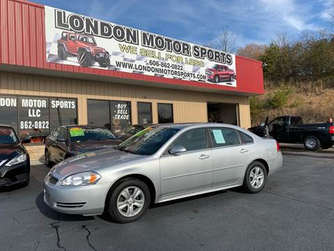 2013 Chevrolet Impala for sale at London Motor Sports, LLC in London KY