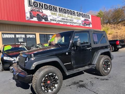 London Motor Sports Llc Car Dealer In London Ky