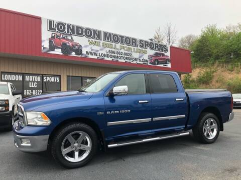 2011 RAM Ram Pickup 1500 for sale at London Motor Sports, LLC in London KY