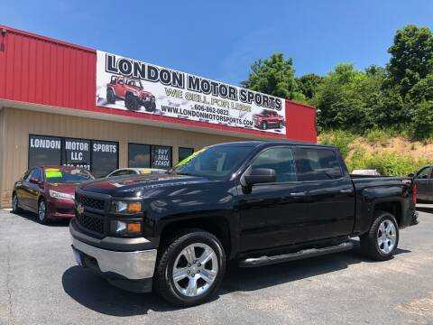2014 Chevrolet Silverado 1500 for sale at London Motor Sports, LLC in London KY