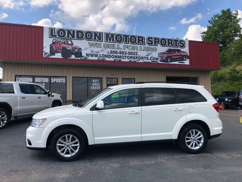 2014 Dodge Journey for sale at London Motor Sports, LLC in London KY