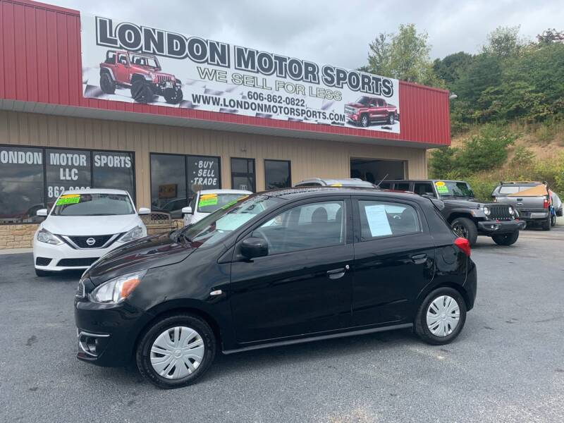 2017 Mitsubishi Mirage for sale at London Motor Sports, LLC in London KY